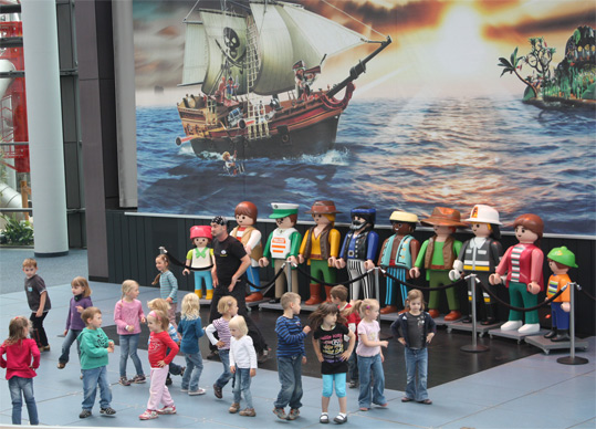 Spass im Playmobilland